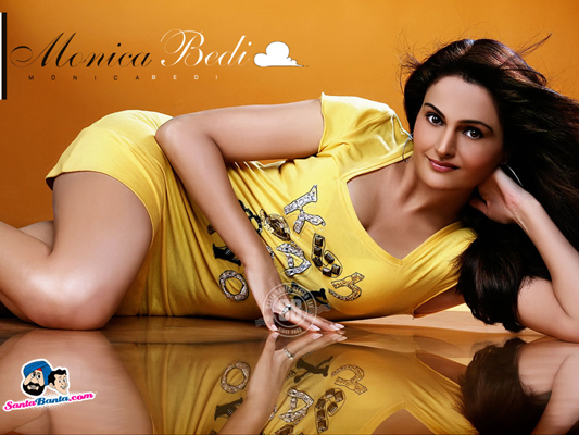 Monica Bedi Bra Size, Weight, Height and Measurements