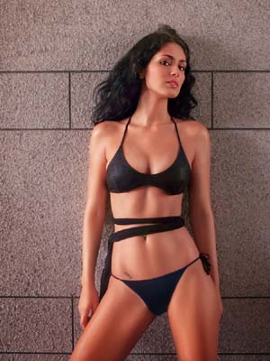 Bruna Abdullah Bra Size, Weight, Height and Measurements
