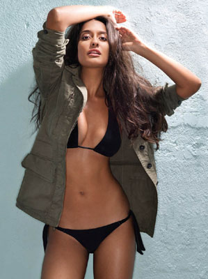 Lisa Haydon Bra Size, Weight, Height and Measurements
