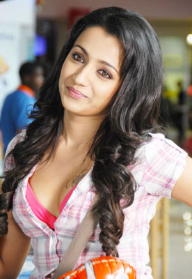Trisha Krishnan Bra Size, Weight, Height and Measurements