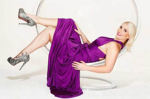 Claire Richards Bra Size, Weight, Height and Measurements