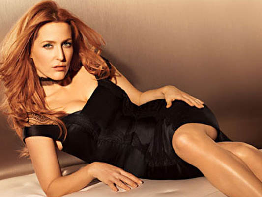 Gillian Anderson Bra Size, Weight, Height and Measurements