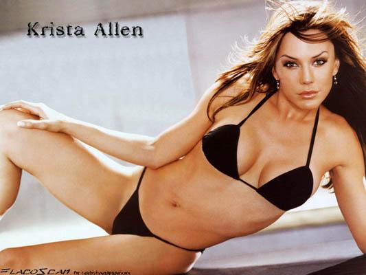 Krista Allen Bra Size, Weight, Height and Measurements