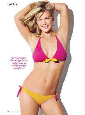 Alison Sweeney Bra Size, Weight, Height and Measurements