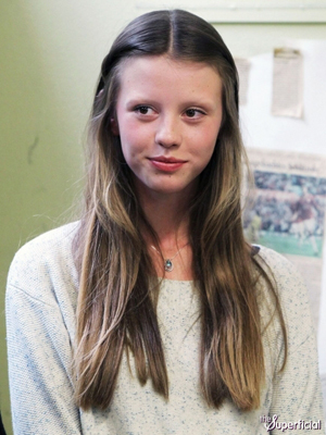Mia Goth Bra Size, Weight, Height and Measurements