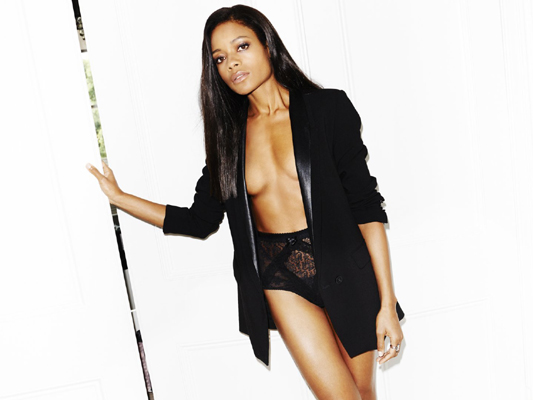 Naomie Harris Bra Size, Weight, Height and Measurements