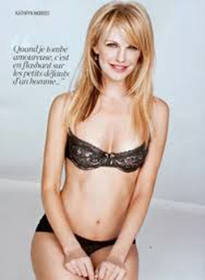 Kathryn Morris Bra Size, Weight, Height and Measurements