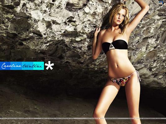 Caroline Trentini Bra Size, Weight, Height and Measurements