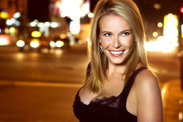 Chelsea Handler Bra Size, Weight, Height and Measurements