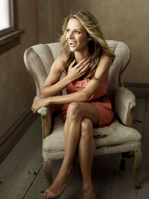 Jessalyn Gilsig Bra Size, Weight, Height and Measurements