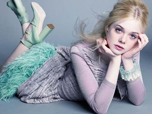 Elle Fanning Bra Size, Weight, Height and Measurements