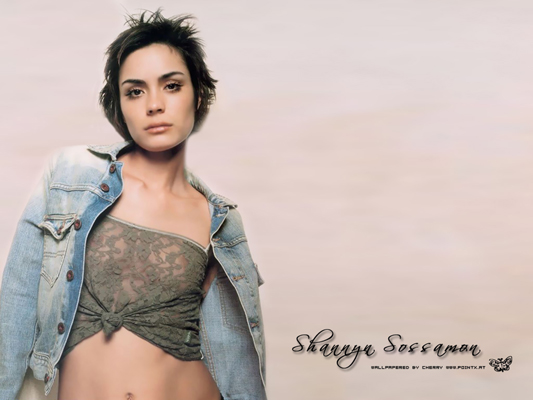 Shannyn Sossamon Bra Size, Weight, Height and Measurements