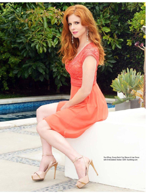 Sarah Rafferty Bra Size, Weight, Height and Measurements