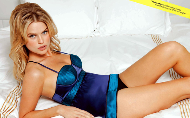 Alice Eve Bra Size, Weight, Height and Measurements