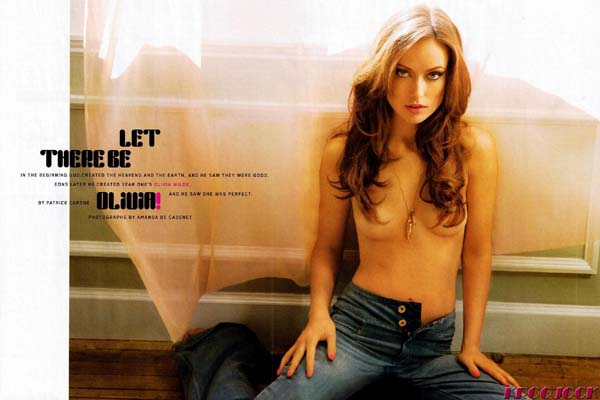 Olivia Wilde Bra Size, Weight, Height and Measurements