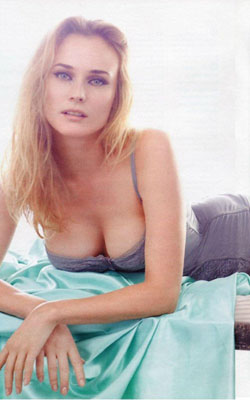 Diane Kruger Bra Size, Weight, Height and Measurements