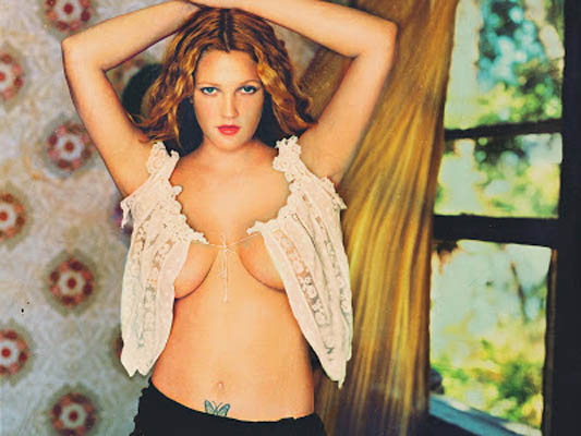 Drew Barrymore Bra Size, Weight, Height and Measurements