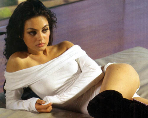 Mila Kunis Bra Size, Weight, Height and Measurements