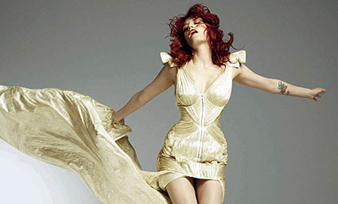 Florence Welch Bra Size, Weight, Height and Measurements