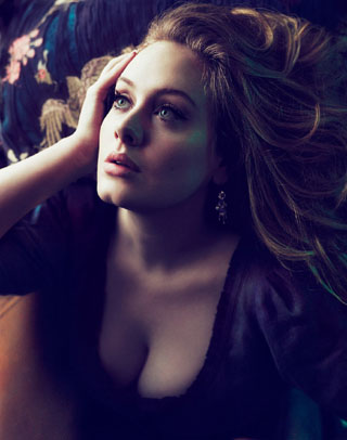 Adele Bra Size, Weight, Height and Measurements