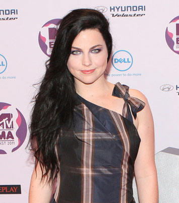 Amy Lee Bra Size, Weight, Height and Measurements