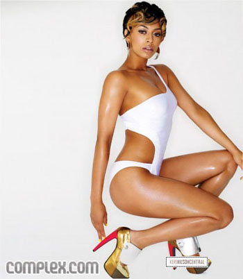 Keri Hilson Bra Size, Weight, Height and Measurements