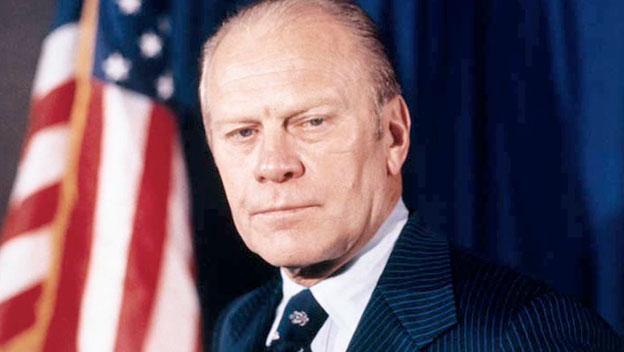 Gerald Ford Net Worth